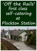 Off the Rails, first class self-catering at Plockton Station