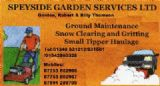 Speyside Garden Services Ltd