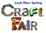 Loch Ness Spring Craft Fair: Saturday April 26th 2014