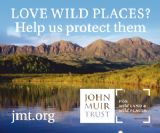 We support the John Muir Trust