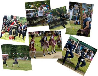 drumtochty highland games