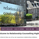 Relationship Counselling Highland